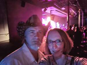 Brad attended Clint Black on Jul 18th 2021 via VetTix