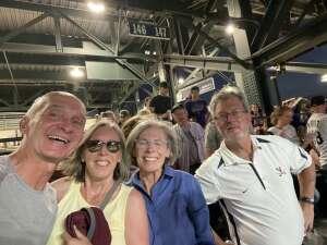 Mike Weiderhold attended Colorado Rockies vs. Seattle Mariners on Jul 20th 2021 via VetTix