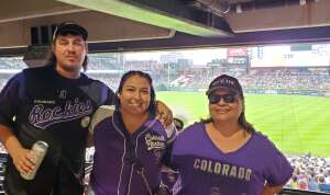 Click To Read More Feedback from Colorado Rockies vs. Seattle Mariners