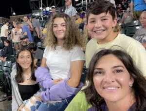 Deanna attended Colorado Rockies vs. Seattle Mariners on Jul 20th 2021 via VetTix