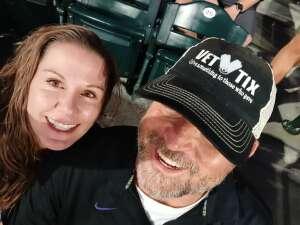 Jenny attended Colorado Rockies vs. Seattle Mariners on Jul 20th 2021 via VetTix