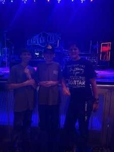Ryan attended Carver Louis on Aug 27th 2021 via VetTix