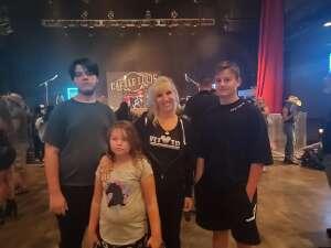 Roxanna  Starkey  attended Carver Louis on Aug 27th 2021 via VetTix