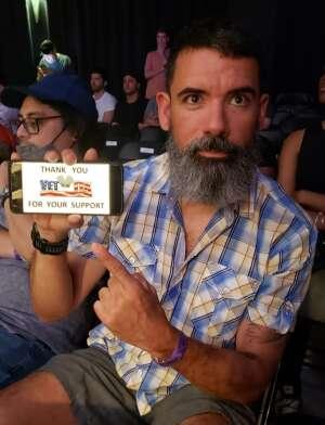 R.A.S. attended Thai Championship Boxing-22 on Jul 24th 2021 via VetTix