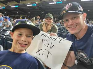 Click To Read More Feedback from Pittsburgh Pirates vs. Milwaukee Brewers - MLB