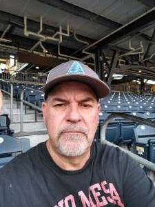 scott attended Pittsburgh Pirates vs. Milwaukee Brewers - MLB on Jul 27th 2021 via VetTix