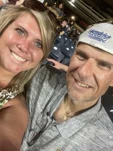 Negley Christopher attended Pittsburgh Pirates vs. Milwaukee Brewers - MLB on Jul 27th 2021 via VetTix