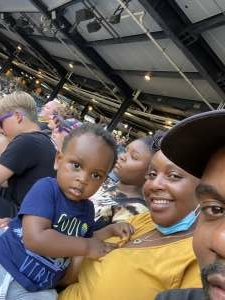 Mike attended Pittsburgh Pirates vs. Milwaukee Brewers - MLB on Jul 27th 2021 via VetTix