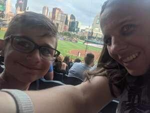 CS attended Pittsburgh Pirates vs. Milwaukee Brewers - MLB on Jul 29th 2021 via VetTix