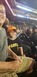 Rob attended Pittsburgh Pirates vs. Milwaukee Brewers - MLB on Jul 29th 2021 via VetTix