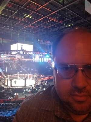 Robert attended Bellator MMA 262: Velasquez vs. Kielholtz on Jul 16th 2021 via VetTix