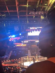 Chris attended Bellator MMA 262: Velasquez vs. Kielholtz on Jul 16th 2021 via VetTix