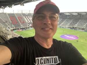 Larry H attended DC United vs. New York Red Bulls - MLS on Jul 25th 2021 via VetTix