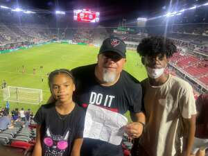 Click To Read More Feedback from DC United vs. New York Red Bulls - MLS