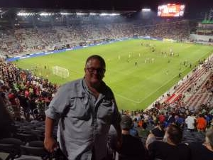 Mark attended DC United vs. New York Red Bulls - MLS on Jul 25th 2021 via VetTix