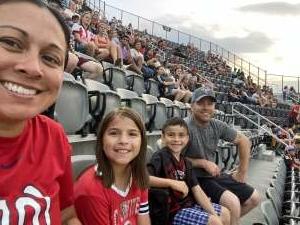 JAT attended DC United vs. New York Red Bulls - MLS on Jul 25th 2021 via VetTix