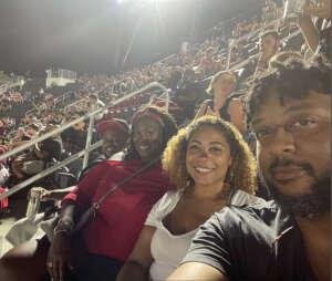 AK attended DC United vs. New York Red Bulls - MLS on Jul 25th 2021 via VetTix