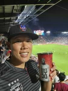 Peter attended DC United vs. New York Red Bulls - MLS on Jul 25th 2021 via VetTix