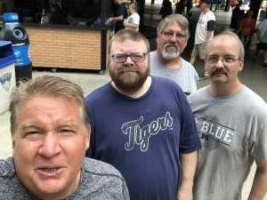 Jim attended Detroit Tigers vs. Texas Rangers - MLB on Jul 20th 2021 via VetTix