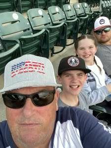Dale attended Detroit Tigers vs. Texas Rangers - MLB on Jul 20th 2021 via VetTix