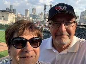 Brad attended Detroit Tigers vs. Texas Rangers - MLB on Jul 20th 2021 via VetTix