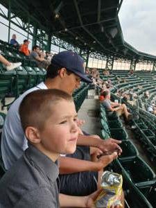 Chatty attended Detroit Tigers vs. Texas Rangers - MLB on Jul 20th 2021 via VetTix