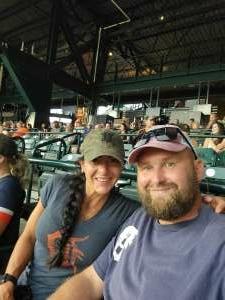 Nsomm54 attended Detroit Tigers vs. Texas Rangers - MLB on Jul 20th 2021 via VetTix