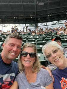 Will attended Detroit Tigers vs. Texas Rangers - MLB on Jul 20th 2021 via VetTix