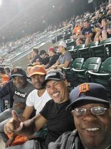 Dan attended Detroit Tigers vs. Texas Rangers - MLB on Jul 20th 2021 via VetTix