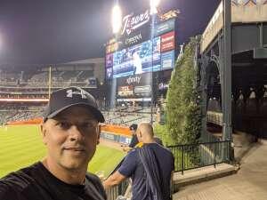 Kristian  attended Detroit Tigers vs. Texas Rangers - MLB on Jul 20th 2021 via VetTix