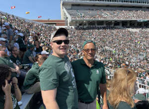 tim naranjo attended Michigan State Spartans vs. Youngstown State Penguins - NCAA Football on Sep 11th 2021 via VetTix