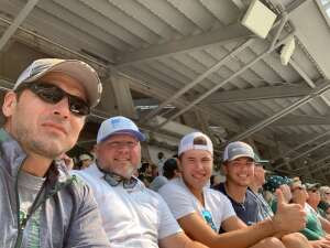 Odelljeanie  attended Michigan State Spartans vs. Youngstown State Penguins - NCAA Football on Sep 11th 2021 via VetTix