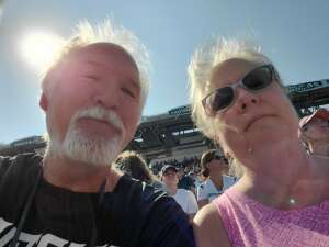 PolKat attended Michigan State Spartans vs. Youngstown State Penguins - NCAA Football on Sep 11th 2021 via VetTix