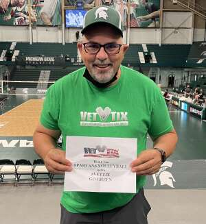 Click To Read More Feedback from Michigan State - Women's Volleyball - Green & White Classic Tournament - Day 2