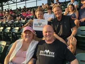 Rodney attended Detroit Tigers vs. Texas Rangers - MLB on Jul 21st 2021 via VetTix