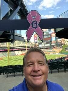 Jim attended Detroit Tigers vs. Texas Rangers - MLB on Jul 21st 2021 via VetTix