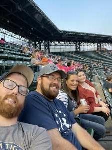Sage attended Detroit Tigers vs. Texas Rangers - MLB on Jul 21st 2021 via VetTix