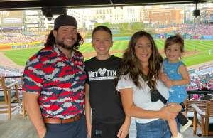 Dom attended Detroit Tigers vs. Texas Rangers - MLB on Jul 21st 2021 via VetTix