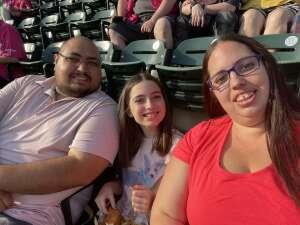 Mike attended Detroit Tigers vs. Texas Rangers - MLB on Jul 21st 2021 via VetTix