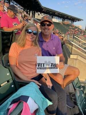 Paul E attended Detroit Tigers vs. Texas Rangers - MLB on Jul 21st 2021 via VetTix