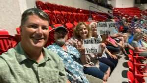 Richard Feustel attended An Evening With Frankie Valli and the Four Seasons on Jul 23rd 2021 via VetTix
