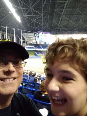 Jim attended Miami Marlins vs. San Diego Padres - MLB on Jul 23rd 2021 via VetTix