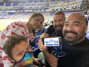 Click To Read More Feedback from Miami Marlins vs. San Diego Padres - MLB