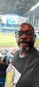 George S. attended Miami Marlins vs. San Diego Padres - MLB on Jul 23rd 2021 via VetTix
