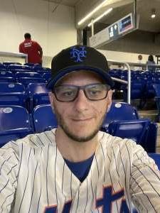 Larry attended Miami Marlins vs. San Diego Padres - MLB on Jul 23rd 2021 via VetTix