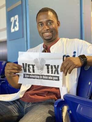 Jay T attended Miami Marlins vs. San Diego Padres - MLB on Jul 25th 2021 via VetTix