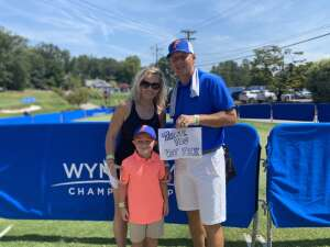 Click To Read More Feedback from Wyndham Championship - PGA Tour