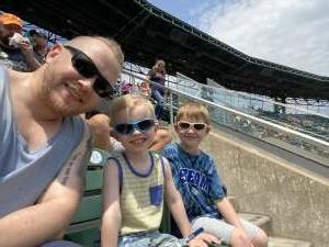 Nathan attended Detroit Tigers vs. Texas Rangers - MLB on Jul 22nd 2021 via VetTix