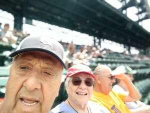 Richard Saigh attended Detroit Tigers vs. Texas Rangers - MLB on Jul 22nd 2021 via VetTix