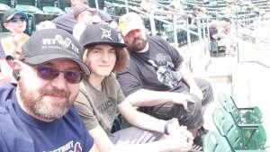 Jason Z attended Detroit Tigers vs. Texas Rangers - MLB on Jul 22nd 2021 via VetTix